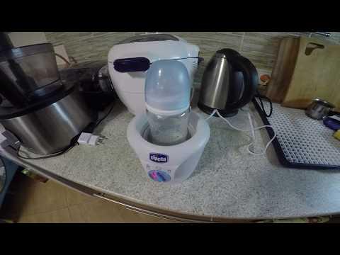 Видео Нагреватель для бутылочек baby go инструкция