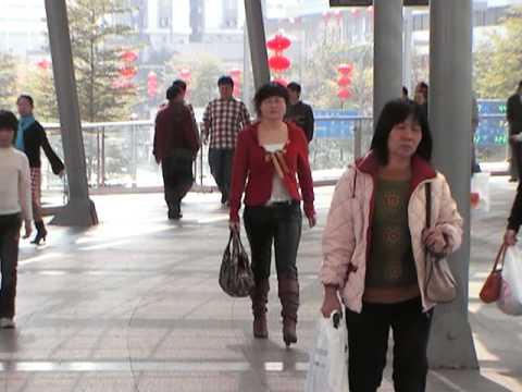 China,ShenZhen,RenMinNangLu1,  2008y,01m,06d(Sun),12h45