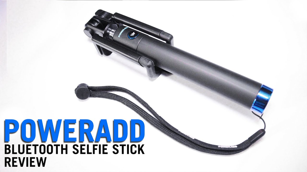 poweradd bluetooth selfie stick review youtube. Black Bedroom Furniture Sets. Home Design Ideas