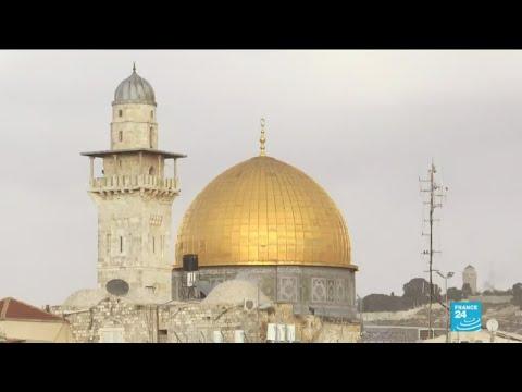 Jérusalem, Une Ville Sainte Disputée Par Israéliens Et Palestiniens