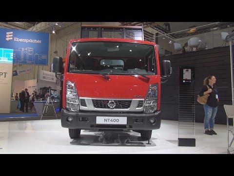 Nissan NT400 3.5t L2 6MT Tipper Truck (2019) Exterior And Interior