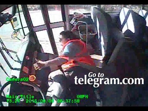 Worcester school bus