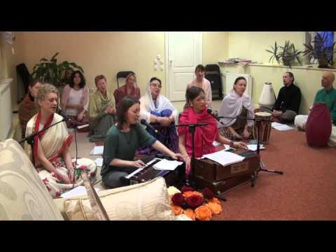 00020 RAMA NAVAMI RĀMAS TEMPLĪ RĪGĀ 15.04.2016-Рама Навами - день явления Господа Рамы