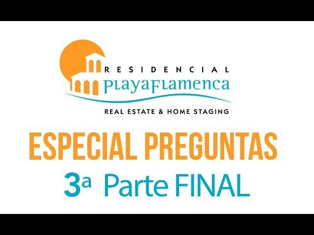 ESPECIAL PREGUNTAS 3ª parte FINAL!
