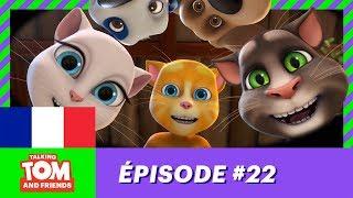 Talking Tom and Friends - Un milliardaire dans la tourmente (Épisode 22)