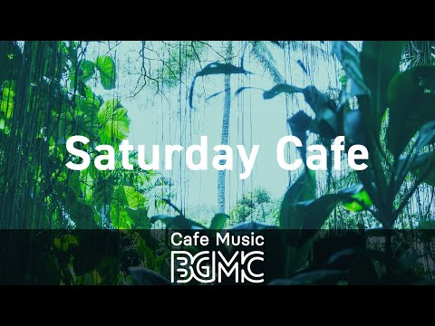 Saturday Cafe: Cool & Gentle Hawaiian Instrumental Music - Quiet Morning Coffee Music and Relax