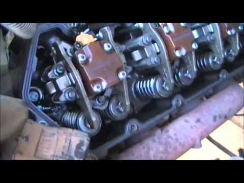 2000 f450 fuel injector removal youtube. Black Bedroom Furniture Sets. Home Design Ideas