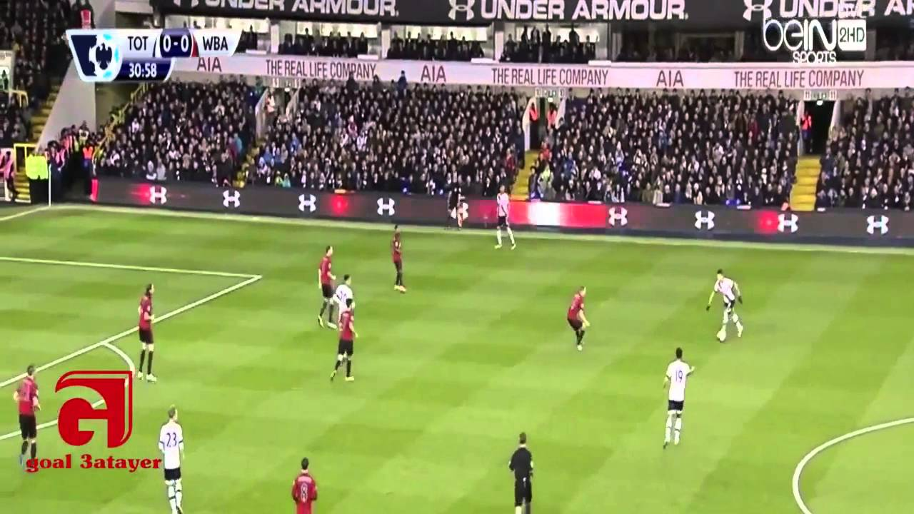 Download Tottenham Hotspur vs West Bromwich 1-1 All Goals & Highlights (25/4/2016) HD