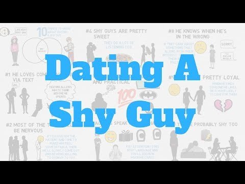 Dating A Shy Guy