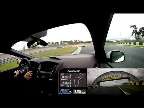 Ford Focus mk3 RS - Bugatti Le Mans - Track Day - 26/02/2017