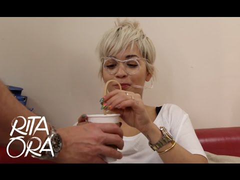 RITA ORA | Video Shoot & Graham Norton! [Video Diaries 012]