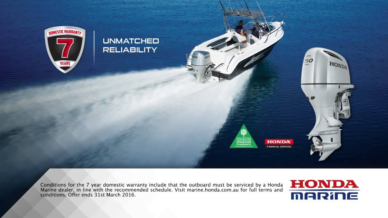 Unbeatable Deals On Honda Outboards Now At Webbe Marine Youtube
