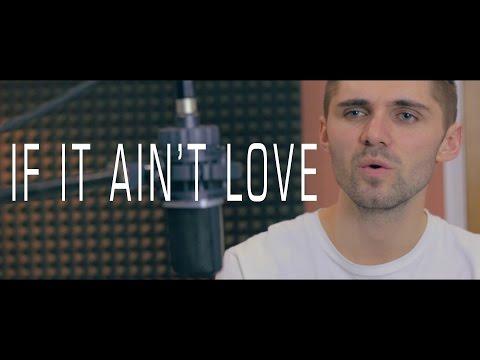 Jason Derulo - If It Ain't Love (Cover By Ben Woodward)