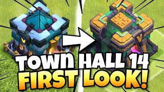 TOWN HALL 14 IS HERE!!! Clash of Clans | Spring 2021 Update Sneak Peek #1