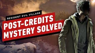 Resident Evil Village: Risolto il mistero dei post-crediti (SPOILER)