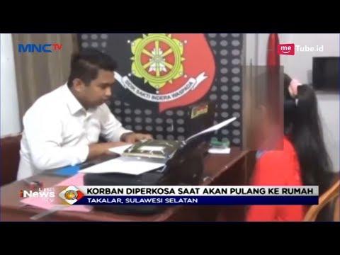 BEJAT! 8 Remaja Perkosa Janda Anak Satu  Di Takalar - LIP 08/02