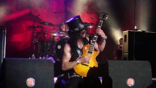 Godfather Theme HD - SLASH no Coliseu do Porto - 22/6/2010