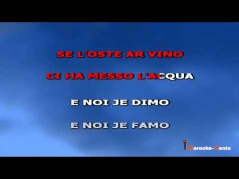 AA.VV. - Tarantella Romana (Video karaoke)