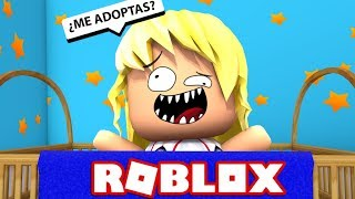 THE UGLIEST BABY CHALLENGE! WOULD YOU ADOPT IT? robLOX: ADOPT ME 😱