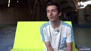 L'Entrainement Façon Romain Desgranges? S'Exploser Les Bras! | Relais Vertical, Ep.1