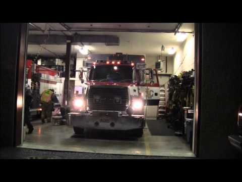 Lehigh Township Vol. Fire Co. Responding