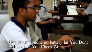 yusof Ishak Sec project(speak good English Movemen