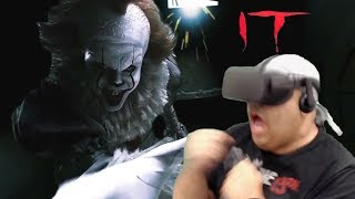 I GUESS YOU COULD SAY I GOT CLOWNED!? NO? OKAY. [IT VR EXPERIENCE + ANNABELLE VR]