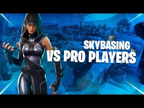 SKYBASING VS PRO PLAYERS w/ 72Hrs • Chap's Stream Highlights #2