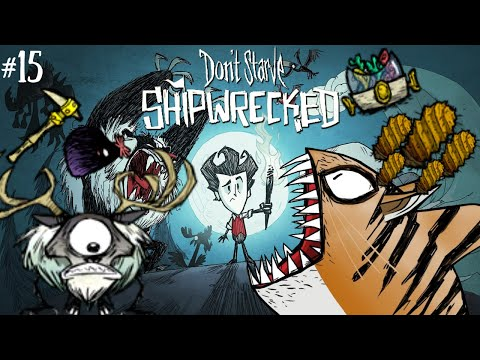 Shipwrecked Saturday: Hamlet Prep And Monster Steps