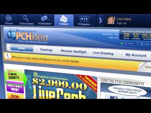About publishers clearing house