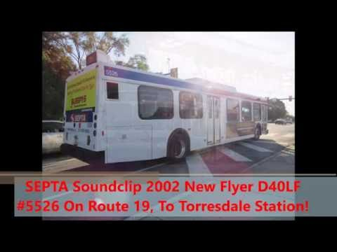 NeoplanDude Soundclip 5526 On Route 19!