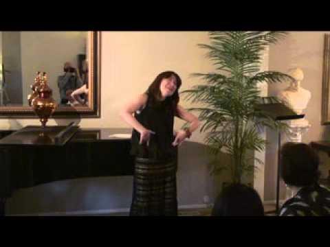 Quando Men Vo by Janine Castillo (Dramatic Soprano)
