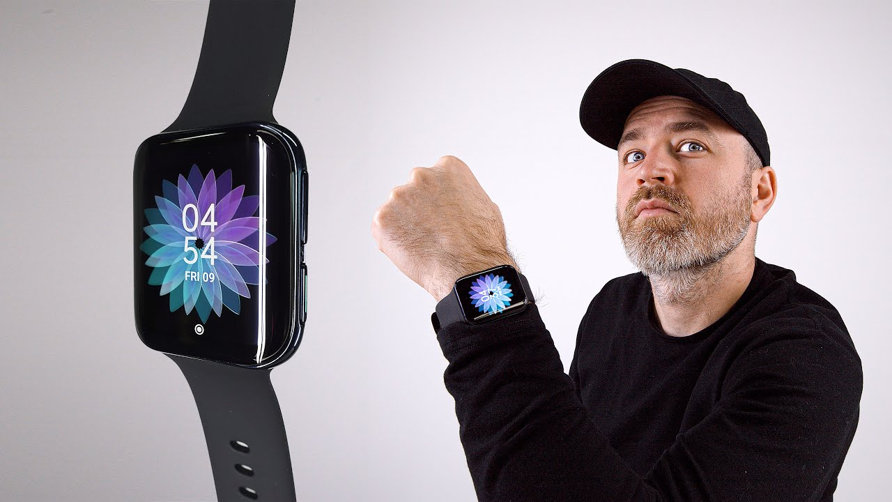 This is NOT an Apple Watch...