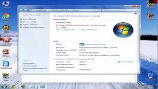 Enable Aero on Windows 7 Starter or Home Basic