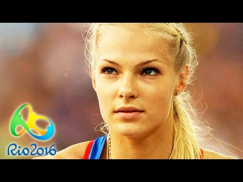 Top 10 Hottest Female Athletes at Rio Olympics 2016