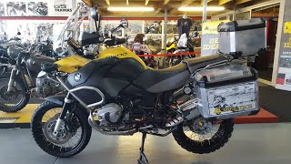 BMW R1200 GS Adventure 2012 Model Review