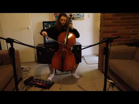 NAB, Metallica - Nothing Else Matters [LOOP COVER] acoustic cello