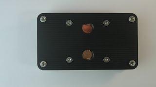 Mein custom made LIQUID EXTASY AMD CPU Wasserkühler