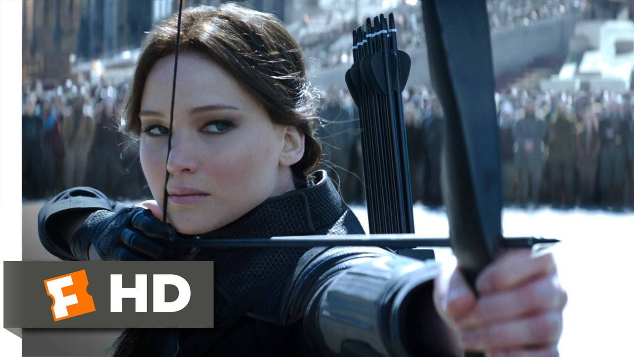 The Hunger Games: Mockingjay – Part 2 (9/10) Movie CLIP – May Your Aim Be True (2015) HD