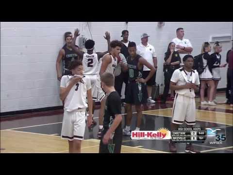WFGX High School Hoops 2017: Choctaw @ Niceville (1/16/17)