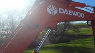 Daewoo Doosan Solar 035 Mini Compact Hydraulic Excavator For Sale Inspection Video!