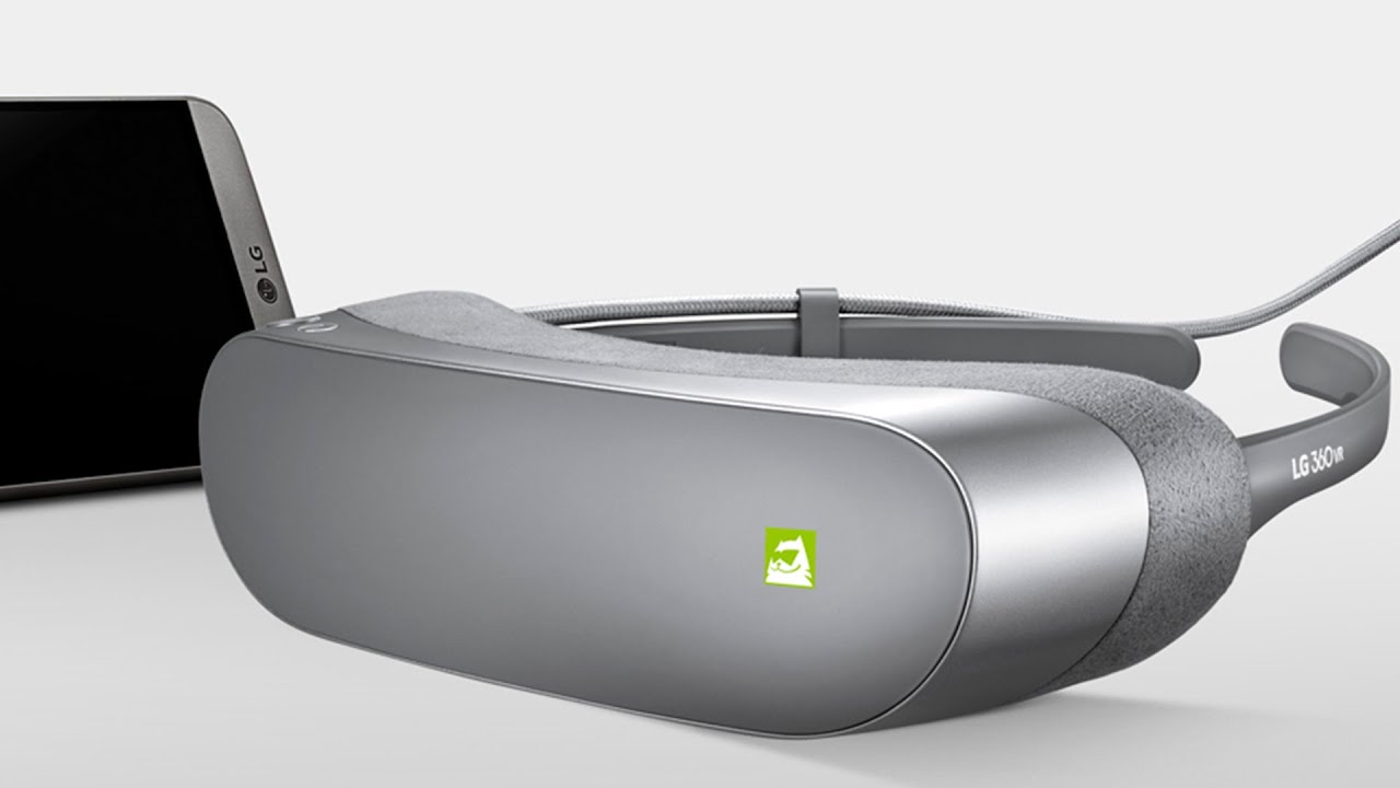 NEW LG 360 VR Headset R100 for LG G5 One of the G5 /& Friends