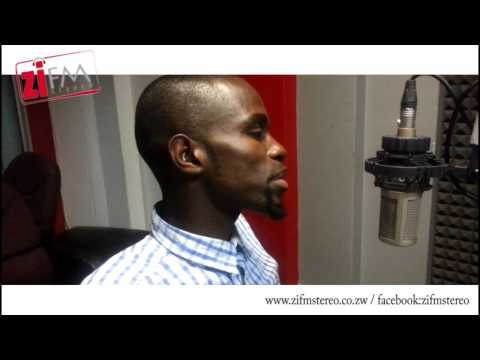 Nyasha Timbe radio interview on ZiFM Stereo with Kimble Rogers
