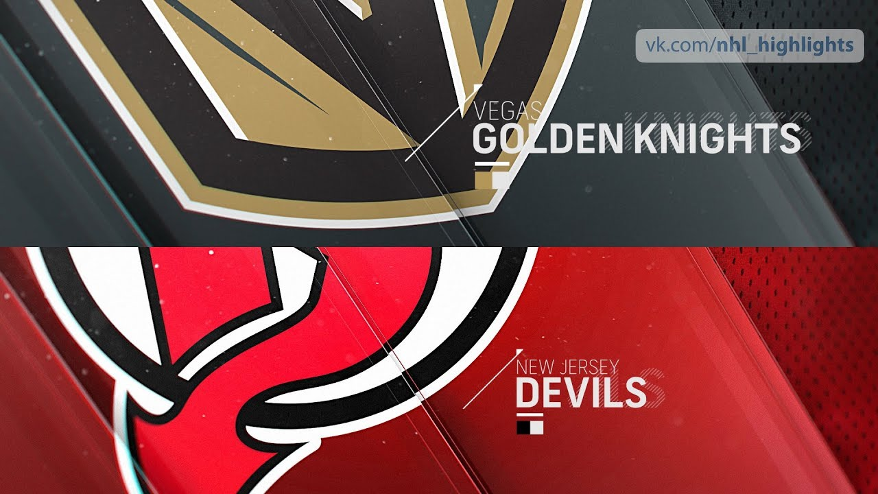 wholesale dealer 037fc c43cd Vegas Golden Knights vs New Jersey Devils Dec 14, 2018 HIGHLIGHTS HD