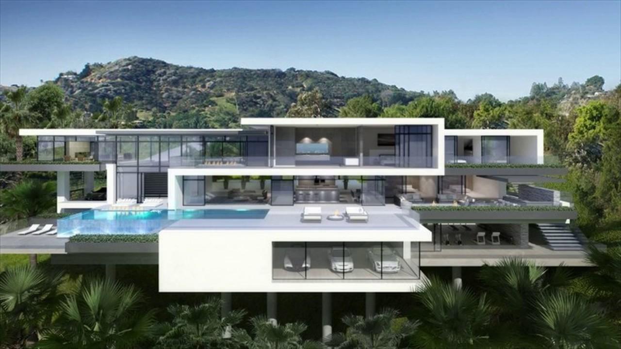 Modern Glass House Designs