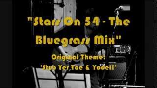 Stars on 54 - The Bluegrass Golden Wildwood Flower Mix