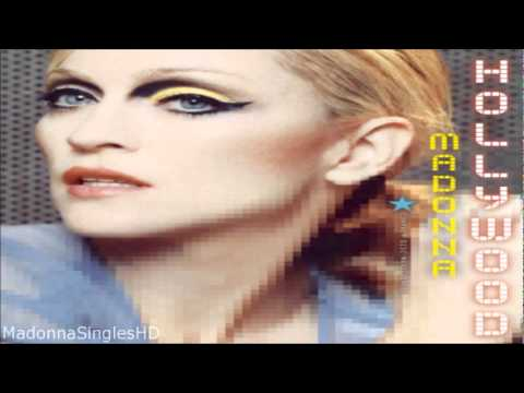 Madonna - Hollywood (Calderone & Quayle Glam Mix)