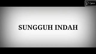 Sungguh Indah | versi Andy Ambarita | Karaoke Rohani | minus one vocal