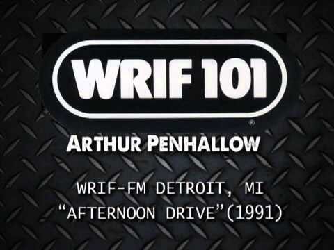 Arthur Penhallow on WRIF