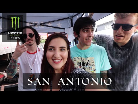 2016 Monster Energy Pit Blog: San Antonio
